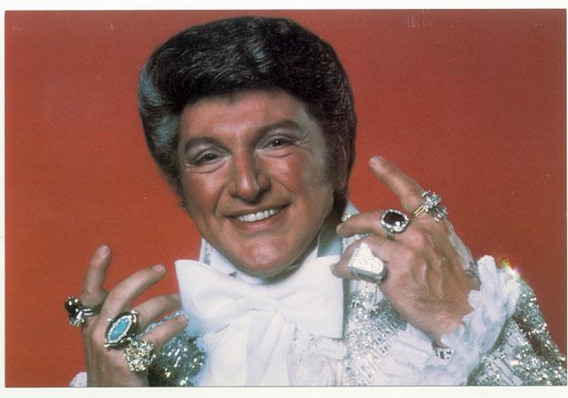 Liberace the original King of Bling
