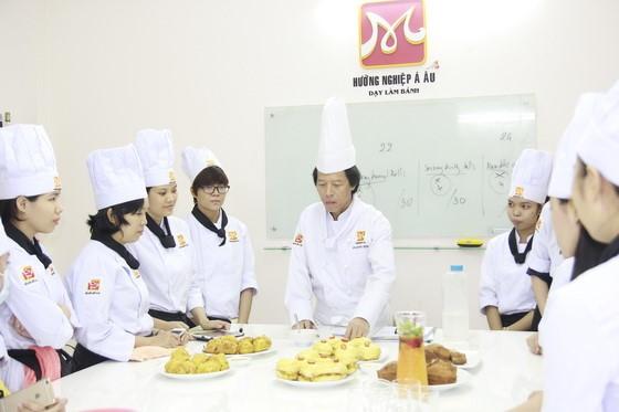 Lớp học làm bánh nướng