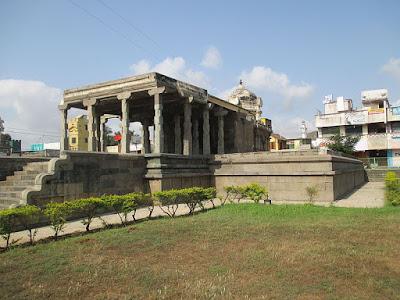 Vaikunda Perumal Temple Uthiramerur Kanchipuram