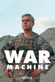 Download Film WAR MACHINE (2017) Sub Indo HDRip Full
