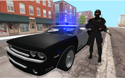 In Car Police APK