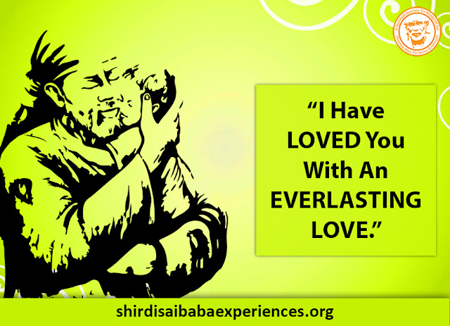 Shirdi Sai Baba Blessings - Experiences Part 2587