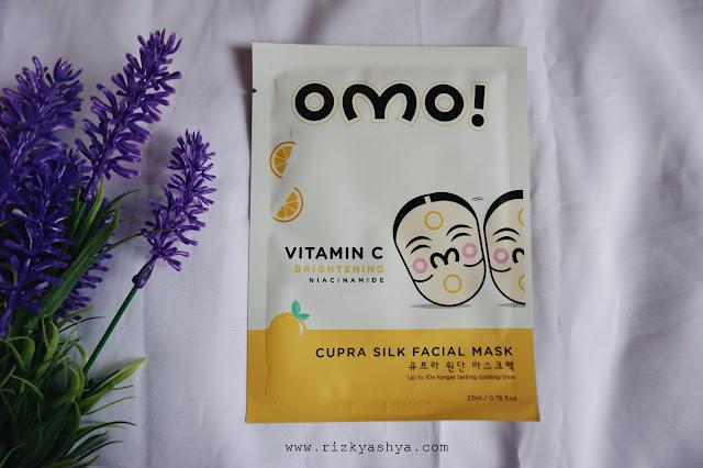 Masker Vitamin C