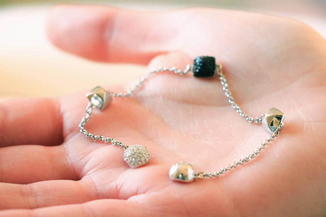 les gommettes de melo idée cadeau avis swarovski bracelet remix