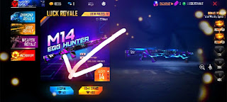 How to get the new Egg Hunter M14 in Free Fire