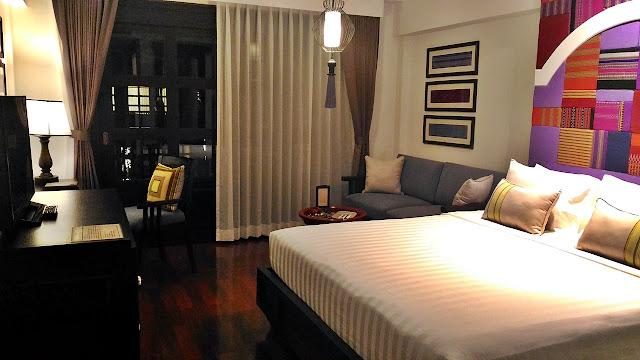 Room of Na Nirand Romantic Boutique Resort