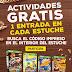 Actividades gratis con cereales Nestlé