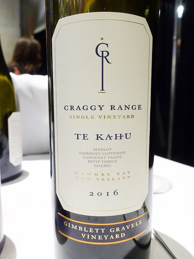 Craggy Range Te Kahu 2016 (90 pts)