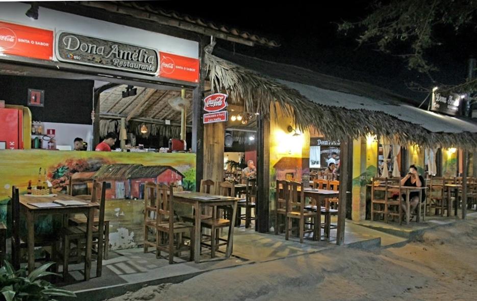 Melhor restaurante de Jericoacoara