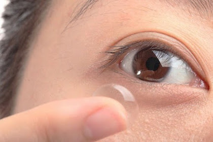 Empat Tips Membersihkan Lensa Kontak Yang benar
