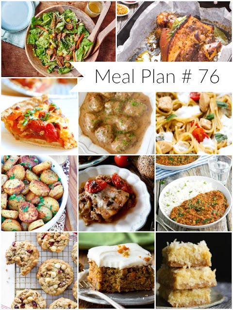 Meal Plan # 76 - Ioanna's Notebook