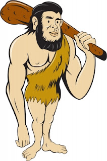 Many people think of cavemen as partially-evolved brutes. Some wonder if they really existed. Cavemen were real, but fully human.