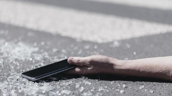 Pilu Pria Tewas Tertabrak Mobil Dinas Pertamanan DKI Saat Olahraga