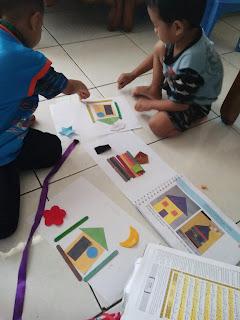 Menentukan tema belajar dan bermain