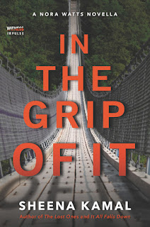 Book Showcase: In the Grip Of It by Sheena Kamal