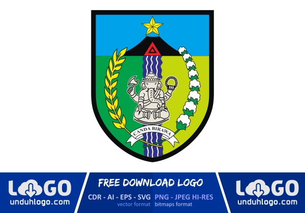 Logo Kabupaten Kediri
