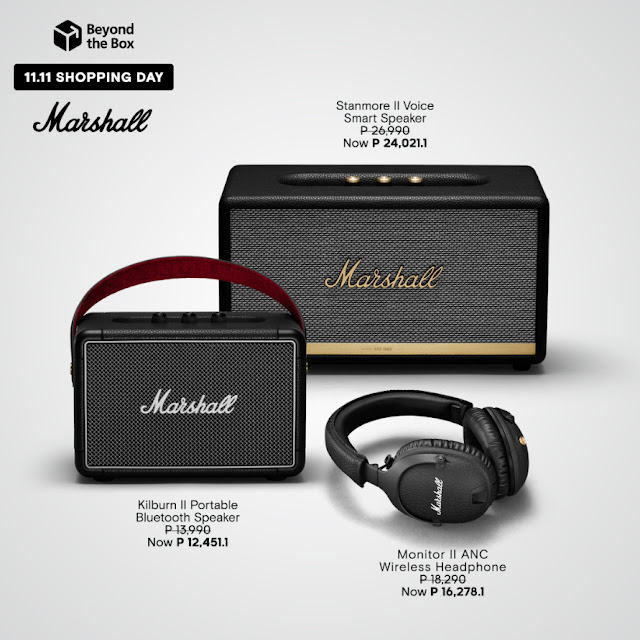 Marshall Speakers Beyond The Box