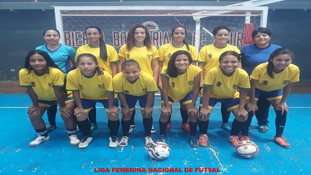 APURE: Raúl Leoni se llevó los tres primeros puntos en la Liga Nacional de Futsal Femenino.
