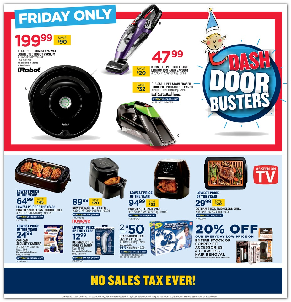 Navy Exchange Black Friday 2019 page 20