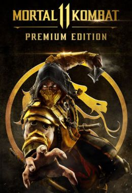 Mortal Kombat 11 Premium Edition +All DLC'S كاملة