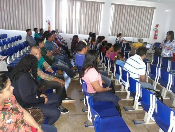 Professores de escolas indígenas participam de encontro em Guajará-Mirim