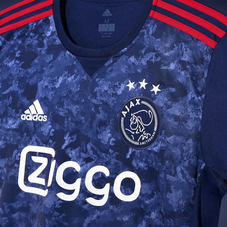Ajax 17-18 Away Kit Released - Footy Headlines 5021e2444