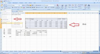 Cara Membuat Tabel Excel Menjadi Gambar Tanpa Bantuan Aplikasi Lain