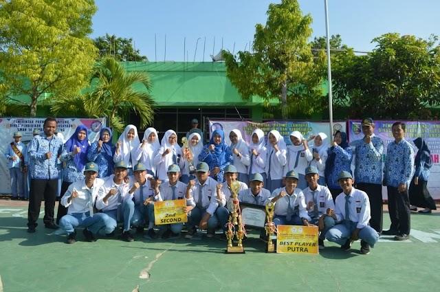Juara II Kompetisi Futsal Pemuda Universitas Teknokrat 2019