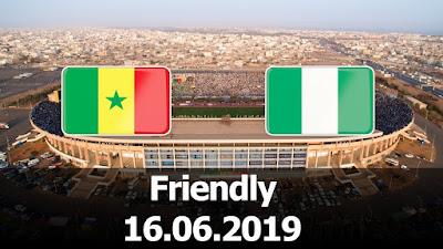 مشاهدة مباراة السنغال ونيجيريا بث مباشر اليوم 16-6-2019 في مباراة ودية