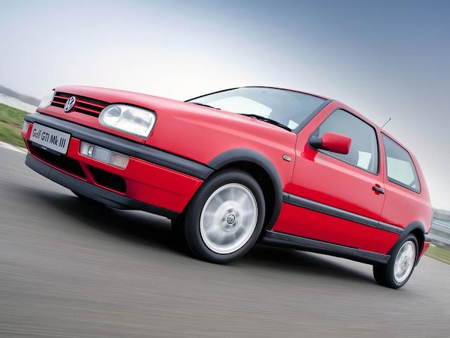VW Golf 1995