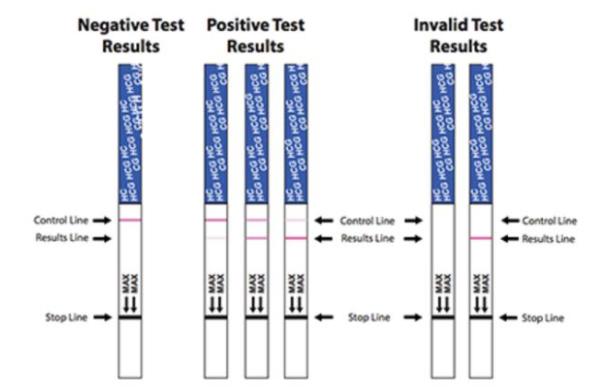 Hasil Test Pack 2 Garis Berjauhan Atau Samar