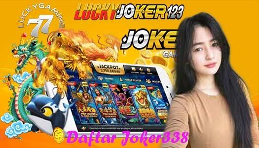 Daftar Joker338 Panduan Termudah & Rahasia Memenagkannya