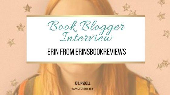 Book Blogger Interview Bookstagrammer Erin from erinsbookreviews