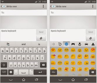 Xperia Keyboard APK Download For Non Xperia Devices