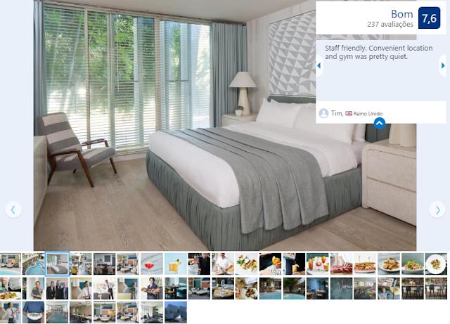 Hotel Avalon para ficar em Bevery Hills