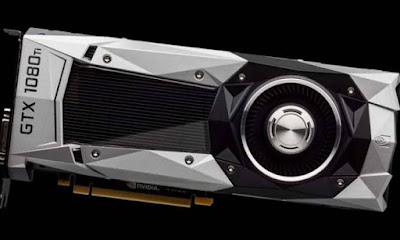 NVidia GeForce GTX 1080 Tiドライバーダウンロード