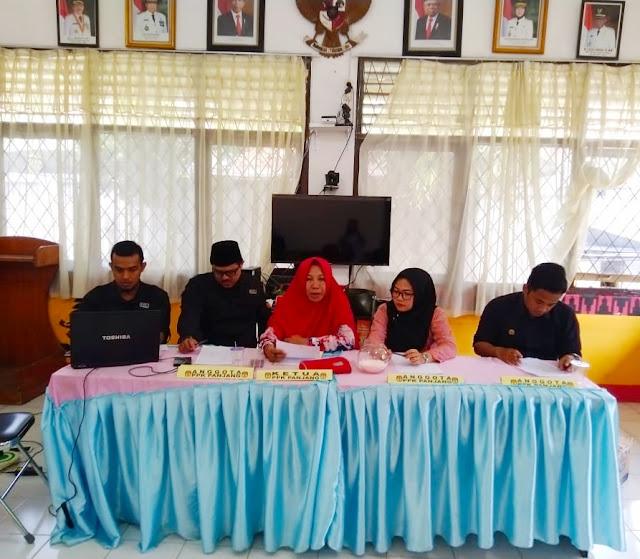 Jelang Pilkada 2020, PPK Kecamatan Panjang Gelar Tes Wawancara Calon PPS