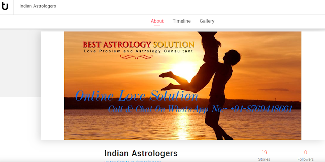 Here is the another astrology service provider who serves his service across the world. Trepup is Indian an astrologer. His name is Gautam. So if you are in abroad but looking for some  astrology services you can contact him. He can also provide you solutions for your problems by black magic in love life, teenage love, vashikaran, Extra affairs etc.