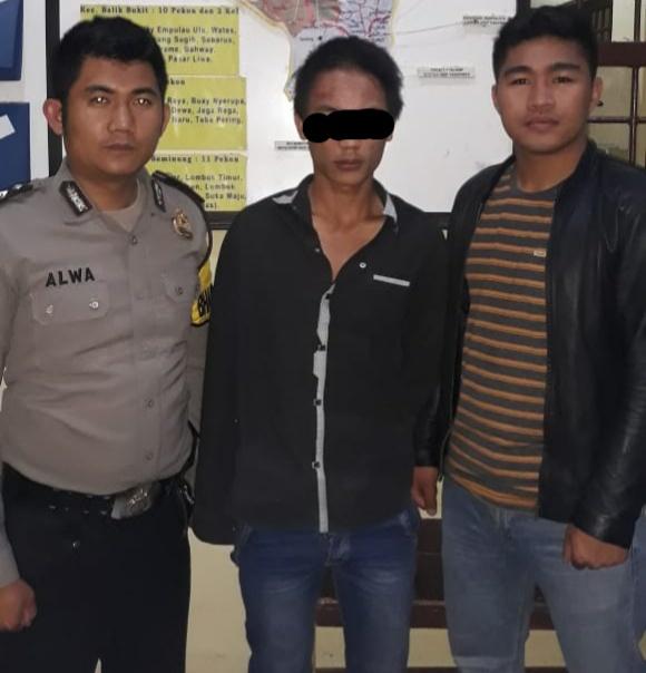 Curi Peralatan Tukang, Marlan Diciduk Polisi