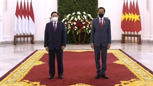 Presiden RI dan PM Vietnam Dorong ALM Hasilkan Solusi Terbaik Untuk Myanmar
