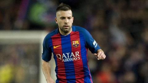 Jordi Alba cho rằng Messi mới là cầu thủ giỏi nhất thế giới