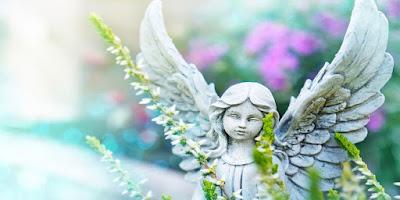 imagem do anjo da guarda