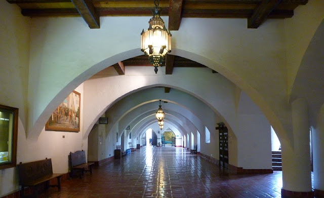 Sobre Santa Bárbara County Courthouse
