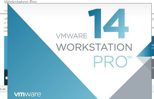 VMware Workstation Pro 14.0.0 Build 6661328 Lite Edition