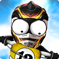 Stickman Downhill Motocross  Mod Apk + Official APK