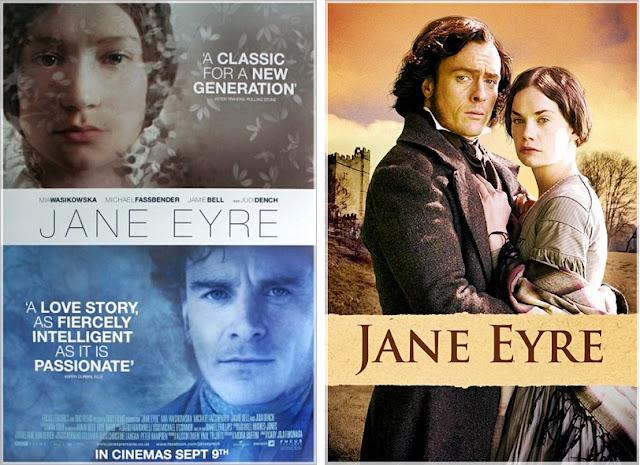 Jane Eyre (2011) i Jane Eyre (2006)