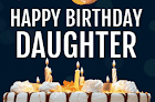 FREE Birthday Wishes For Daughter From MOM & DAD