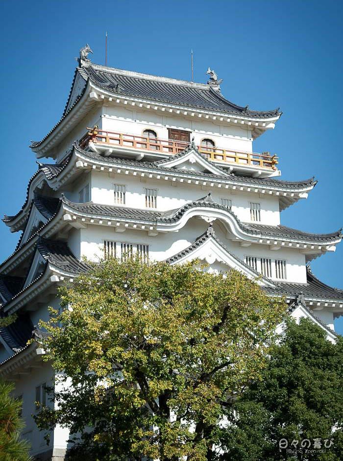 Château de Fukuyama, Hiroshima-ken