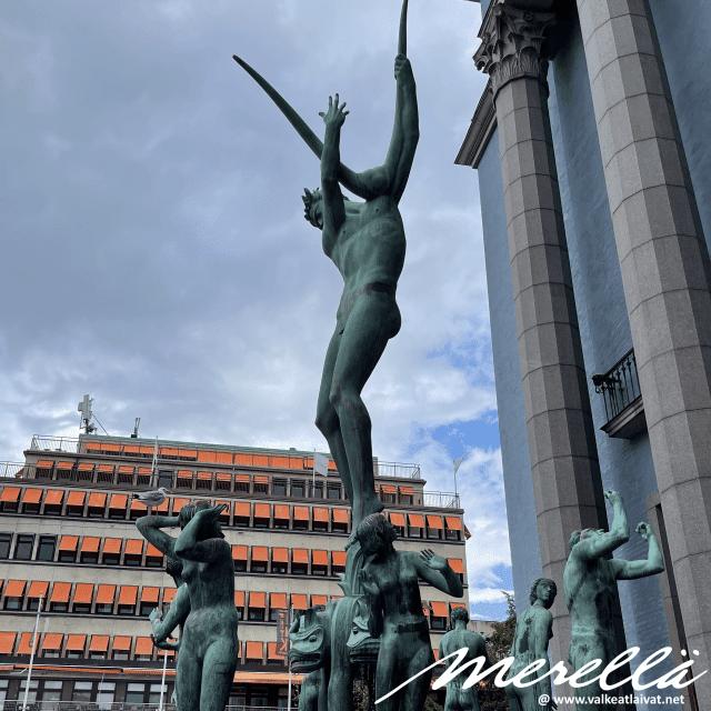 Siljalla Tukholmaan