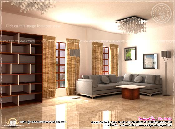 Living Room Ave U Menu Interior Design Renderings By Tetris Architects Chennai